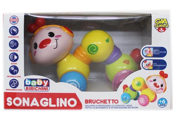 BRUCHETTO BIRICCHINO