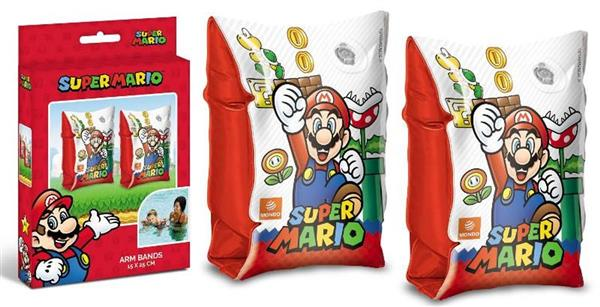 BRACCIOLI SUPER MARIO 25X15 BOX