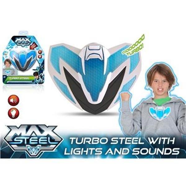 MAX STEEL TURBO STEEL