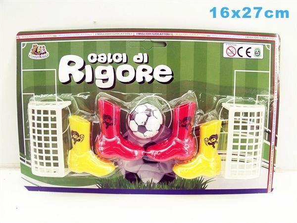 GIOCO CALCIO + ACC. BLISTER