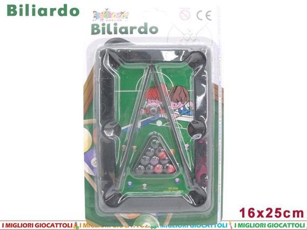 BILIARDO IN BLISTER