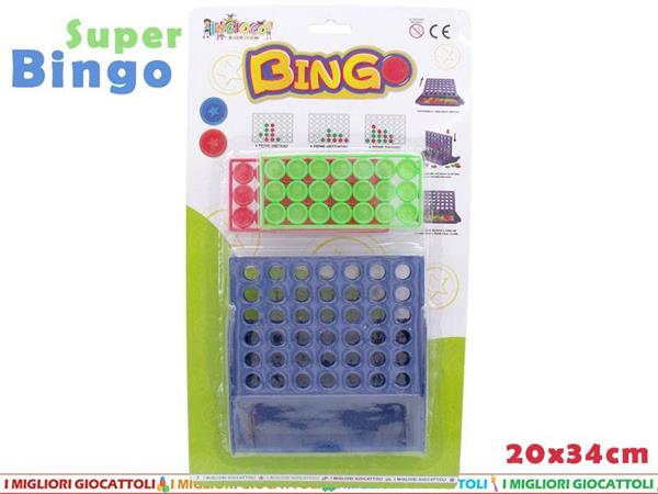 BINGO F4 IN BLISTER