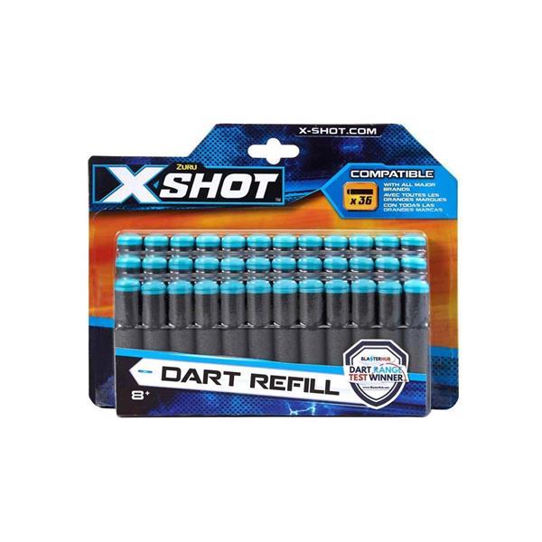 X-SHOT EXCEL DARDI 36 PEZZI