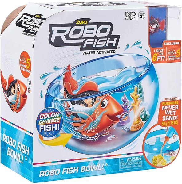 ROBO ALIVE ROBOTIC FISH E ACQUARIO