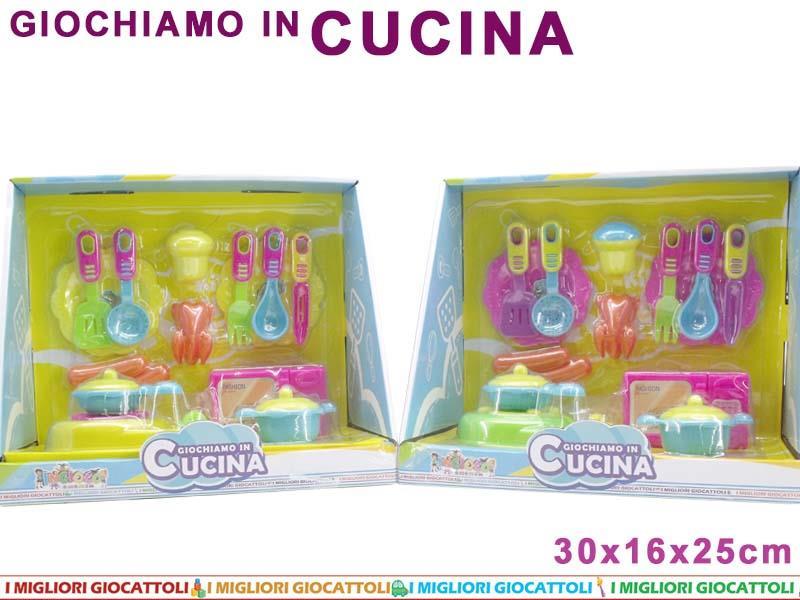 SET CUCINA BOX