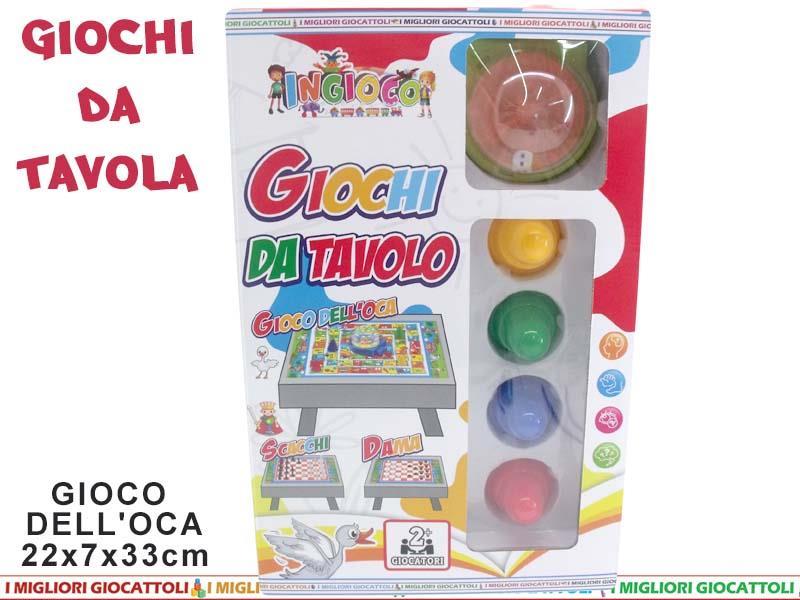 GIOCO DEL'OCA BOX