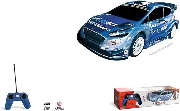 AUTO FORD FIESTA WRC NEW R/C 1:28