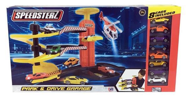 GARAGE 8 AUTO P&D