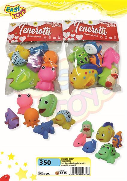 TENEROTTI 6 PZ. PESCI