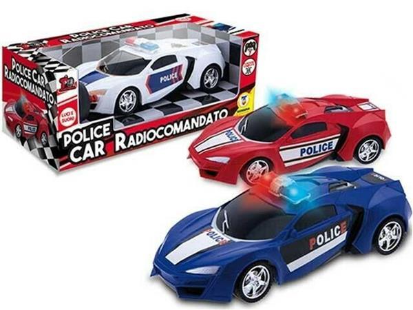 AUTO POLICE T CONTROL