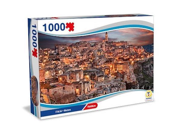 PUZZLE ITALIA MATERA 70X50 CM