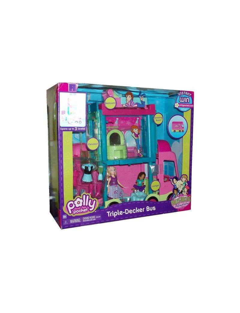 POLLY POCKET IL BUS