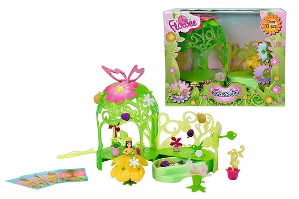 FLOWEE PLAYSET GAZEBO