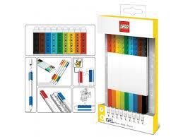 LEGO CONFEZ.9 PENNE GEL-COLORI ASS.