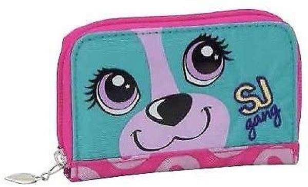 BORSELLINO WALLET SJ GANG SWEET DOG