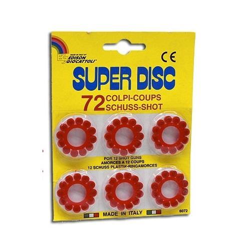 SUPER DISC 12 COLPI