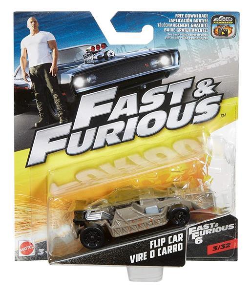 AUTO FAST & FURIOUS SCALA 1:55 DIE CAST