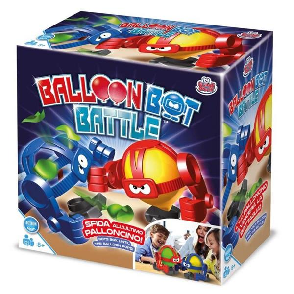 BALLOONBOT BATTLE GIOCO