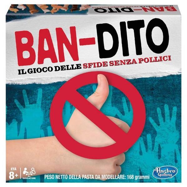 BAN-DITO IL GIOCO DELLE SFIDE SENZA POLLICI