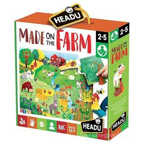 MADE ON THE FARM