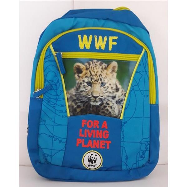 ZAINO ASILO WWF ADVENTURE
