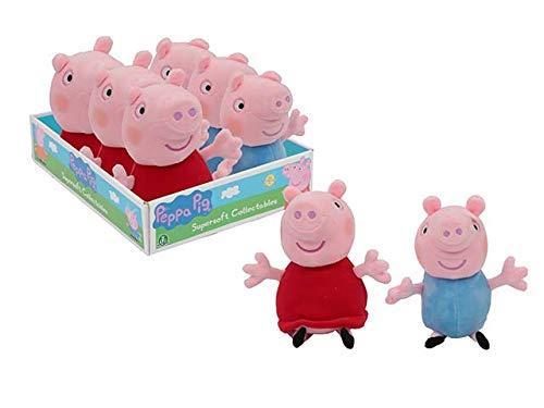 PEPPA PIG PELUCHE 2MOD
