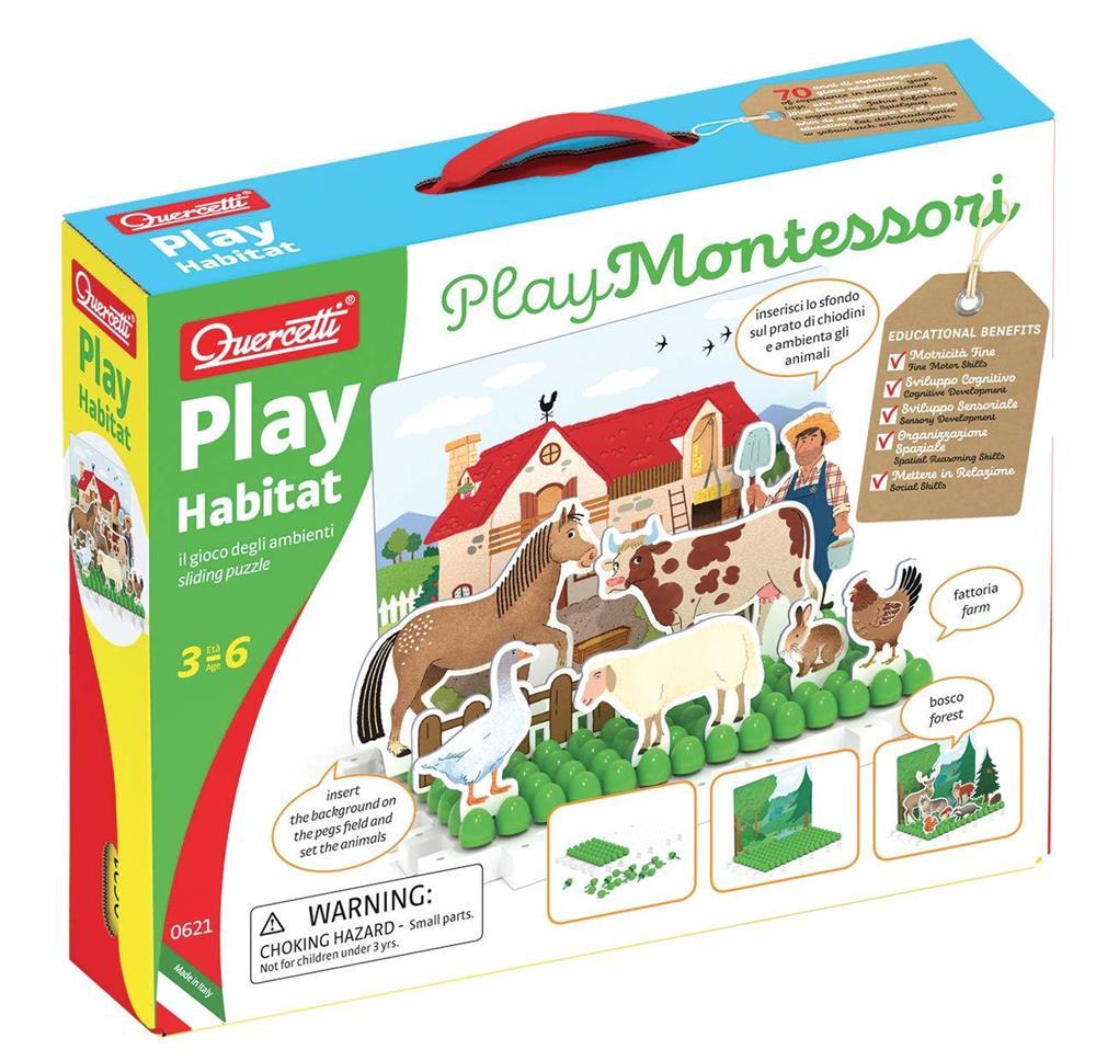 PLAY HABITAT 3-6
