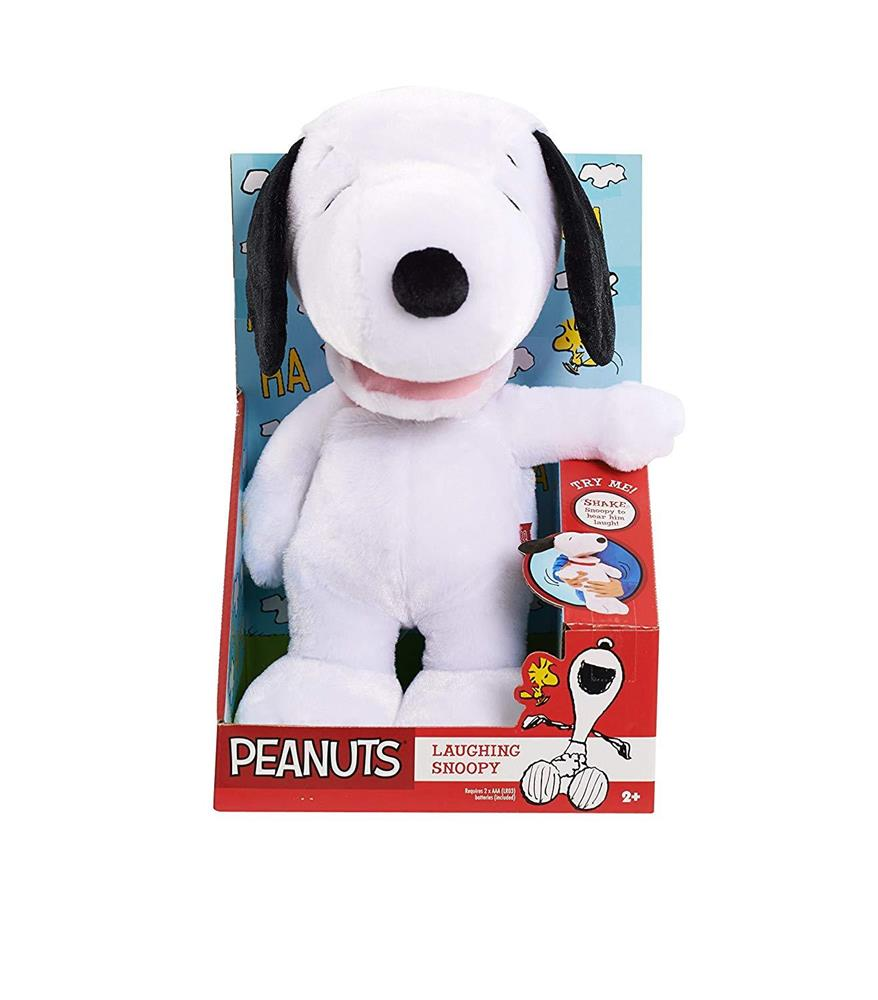 SNOOPY PELUCHE HAPPY SOUNDS