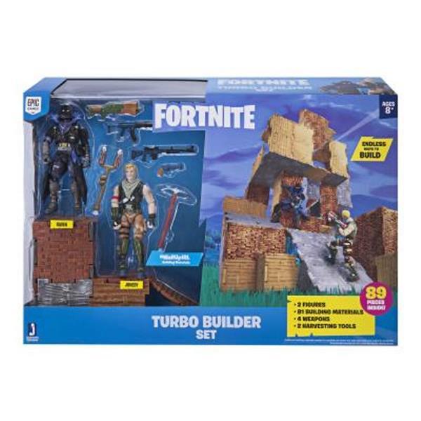 FORTINITE TURBO BUILDER CON 2 PERS.