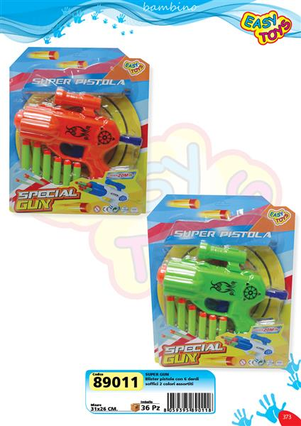 BL.PISTOLA CDARDI SUPER GUN