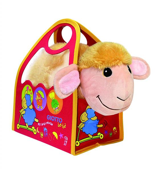 GIOTTO BE-BE'MY PELUCHE NEW