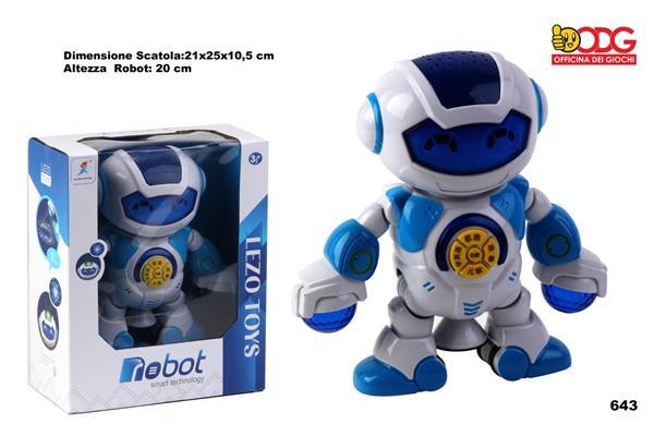 ROBOT PICCOLO MULTIFUNZIONI