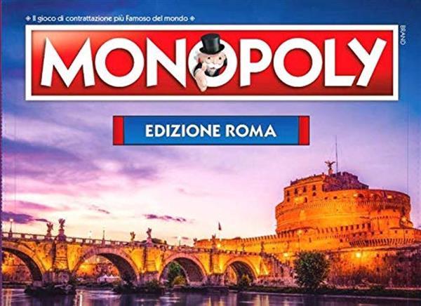 MONOPOLY CITTA' DI ROMA
