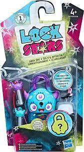 LOCK STARS BASIC
