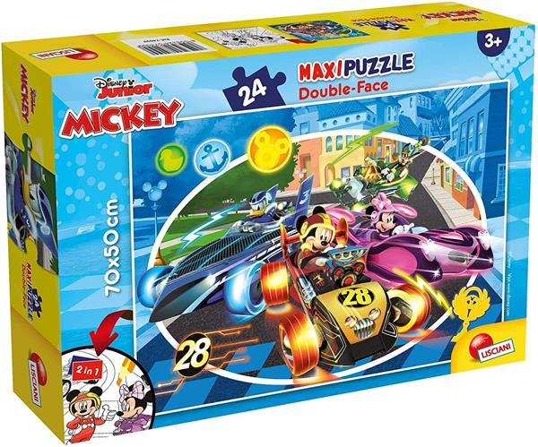 PUZZLE DF SUPERMAXI 24 MICKEY