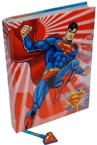 DIARIO STANDARD 12 M.SUPERMAN