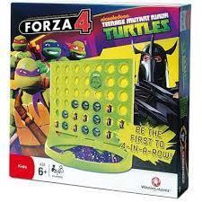 FORZA 4 TURTLES