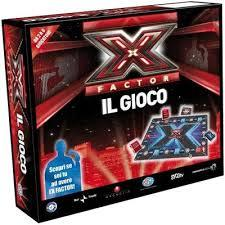 GIOCO XFACTOR