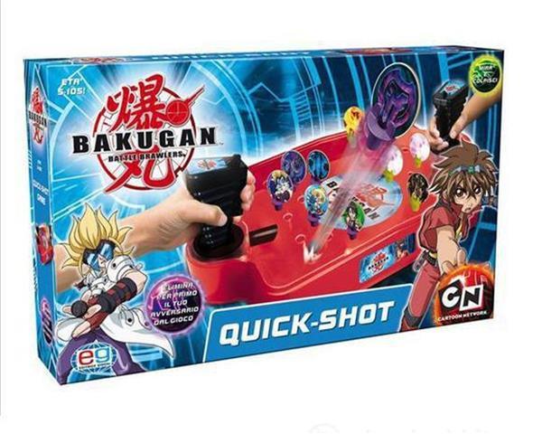 QUICK-SHOT BAKUGAN