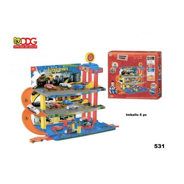 GARAGE PLAY SET GR.