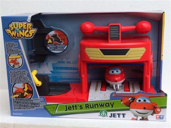 SUPERWINGS PLAYSET CON 1 PERS.