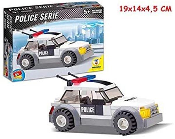 AUTO POLICE 69 PZ.