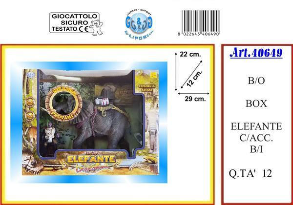ELEFANTE+ACC.BO