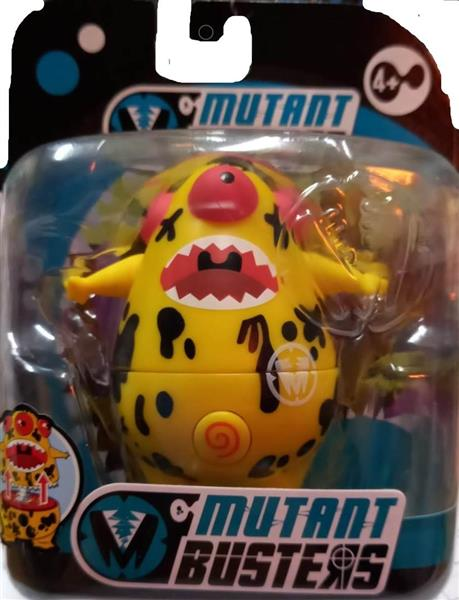 MUTANT BUSTER PERS. TOOTHY