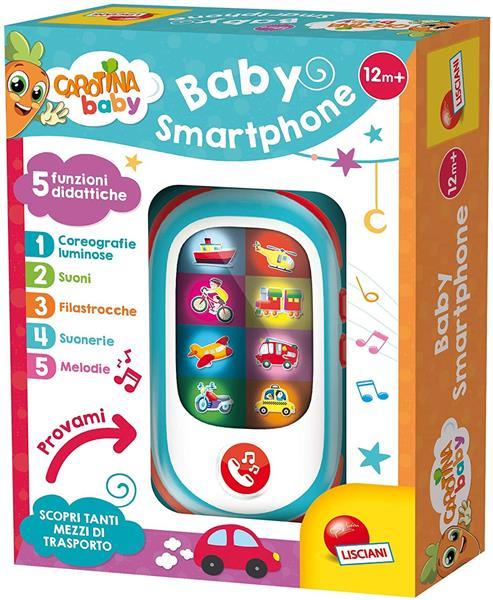 BABY SMARTPHONE CAROTINA
