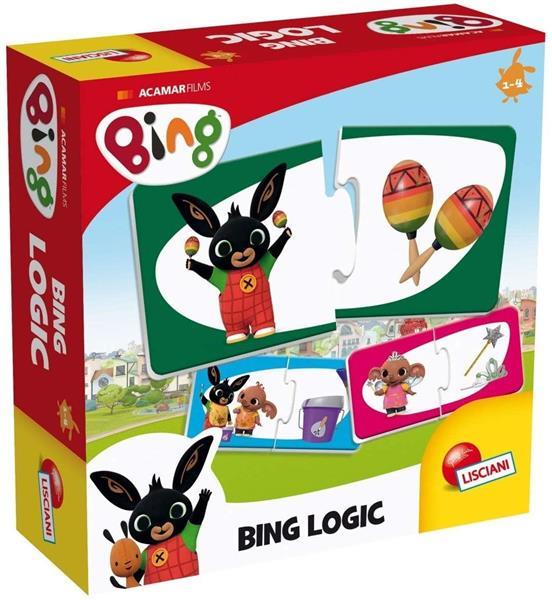 BING  GAMES - BING LOGIC