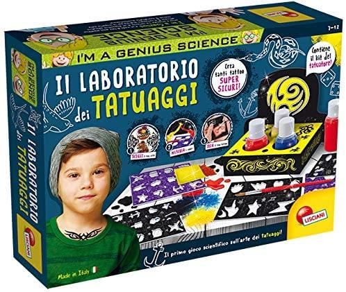 I'M A GENIUS IL LABORATORIO DEI TATUAGGI
