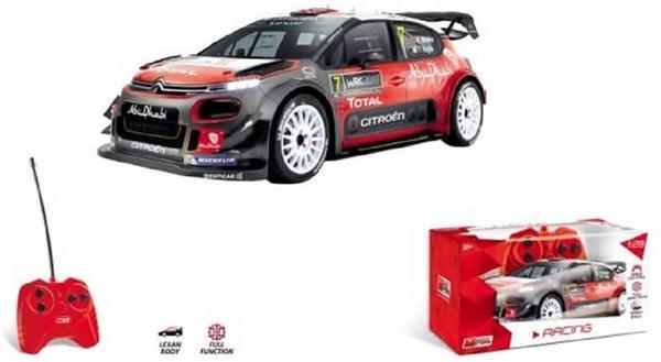 AUTO CITROEN C3 WRC 1:28