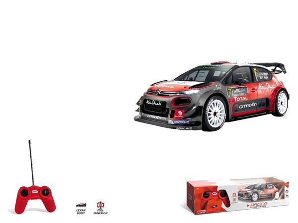 CITROEN WRC RC 1:24