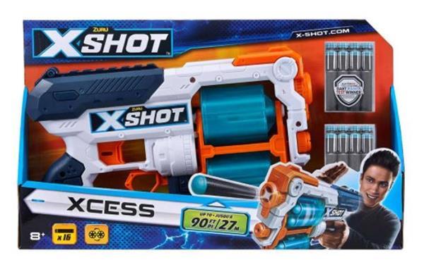 X-SHOT EXCEL X-CESS 12 DARDI